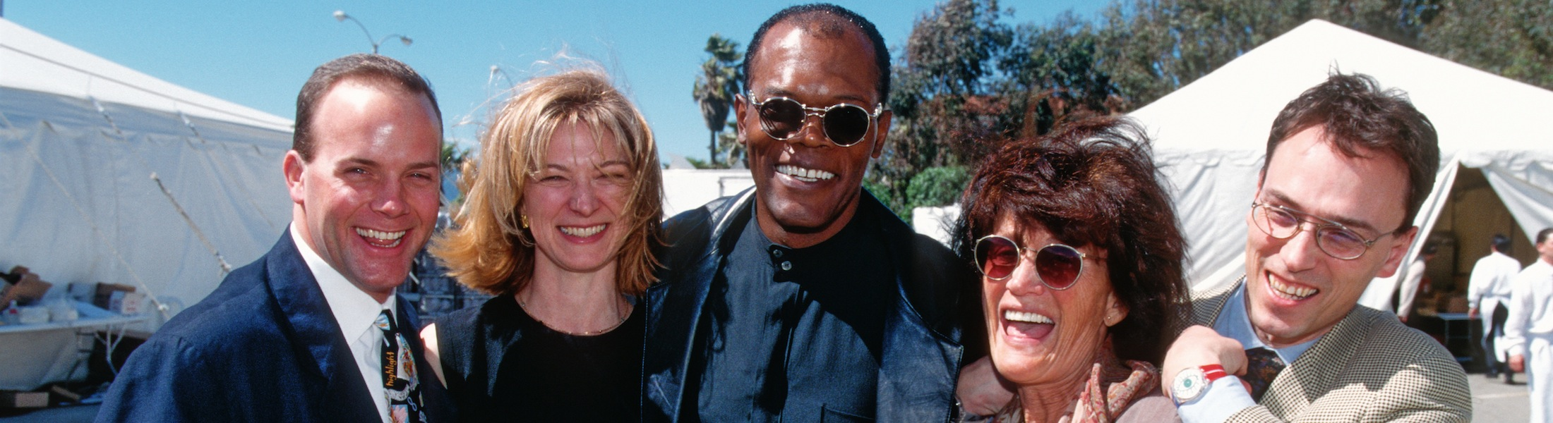 Dawn Hudson, Samuel L Jackson & others - 1995