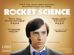 Rocket Science movie poster