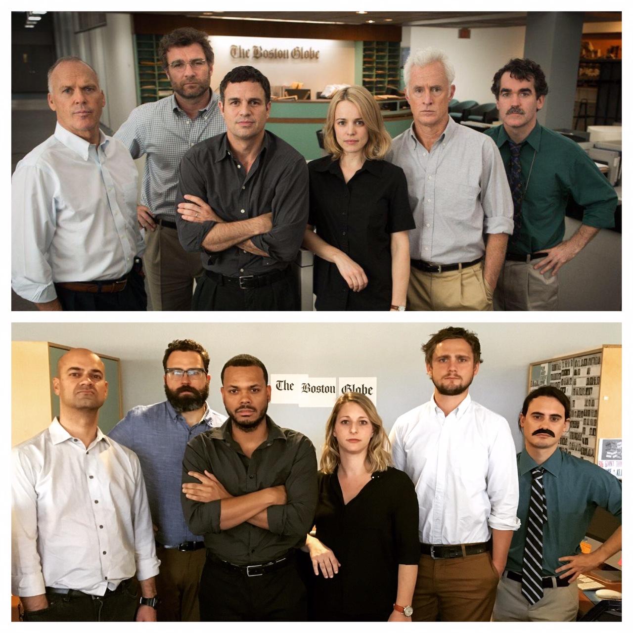 Spotlight - Staff