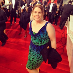 Producer Rebecca Green at Festival de Cannes 2014