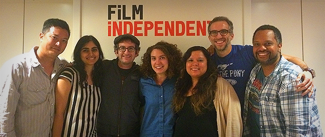 The 2015 Film Independent Screenwriting Lab Fellows