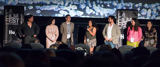 'Hostile Border' (aka 'Pocha') premieres at the 2015 LA Film Festival