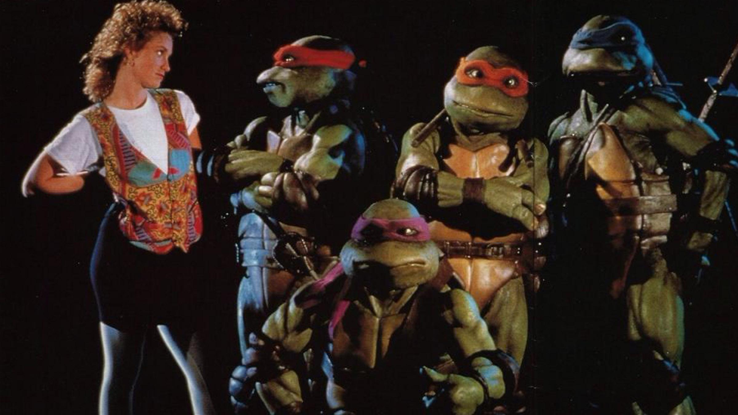 Undercover Indies The Unlikely Origin Story Of 1990 S Teenage Mutant Ninja Turtles Film