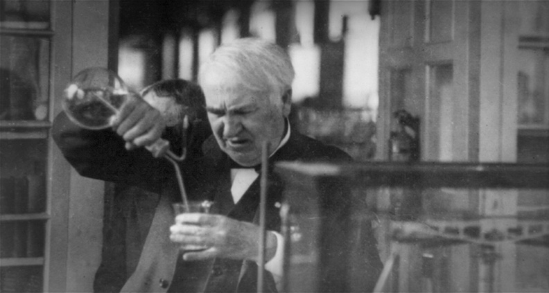 an analysis of the many great inventors during thomas edisons time Thomas edison and joseph swan finally perfected the design of the light during this time  the second industrial revolution: timeline & inventions related.