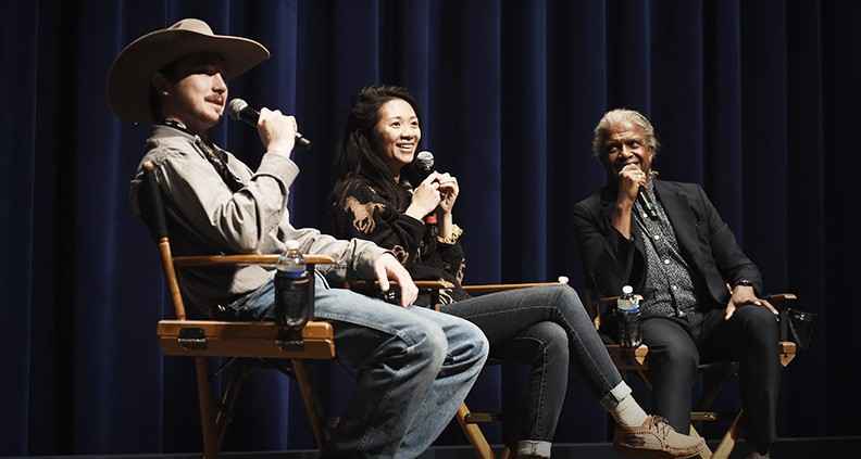 Horse Actors and a Six-Man Crew: How Chloé Zhao Made 'The Rider