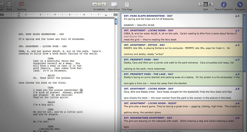 Hacking Film: Writing Screenplays in Final Draft, Markdown and Beyond… - Film Independent