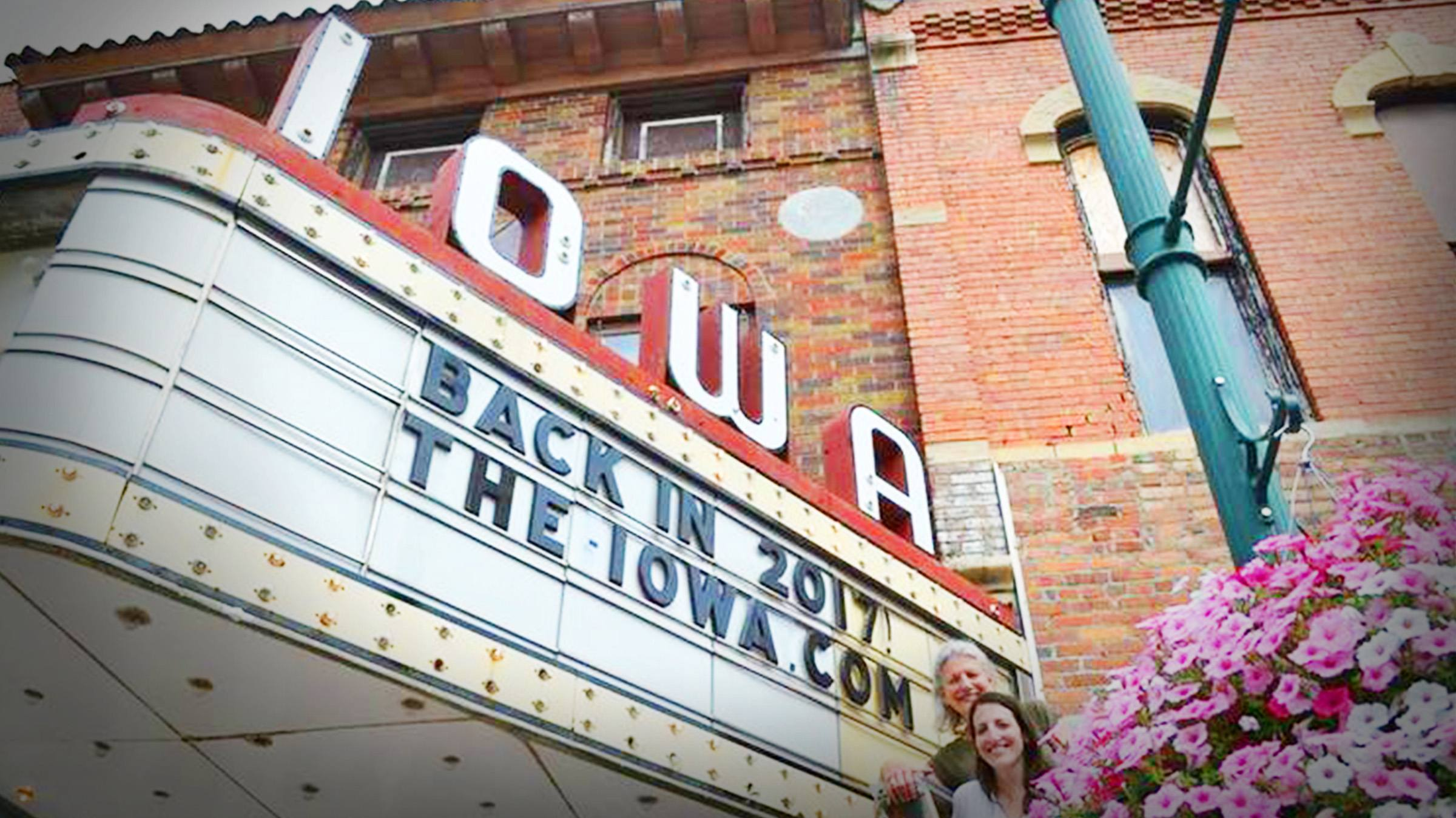 Theater Crawl: Re-Launching the Iowa Theater, a Madison County Classic