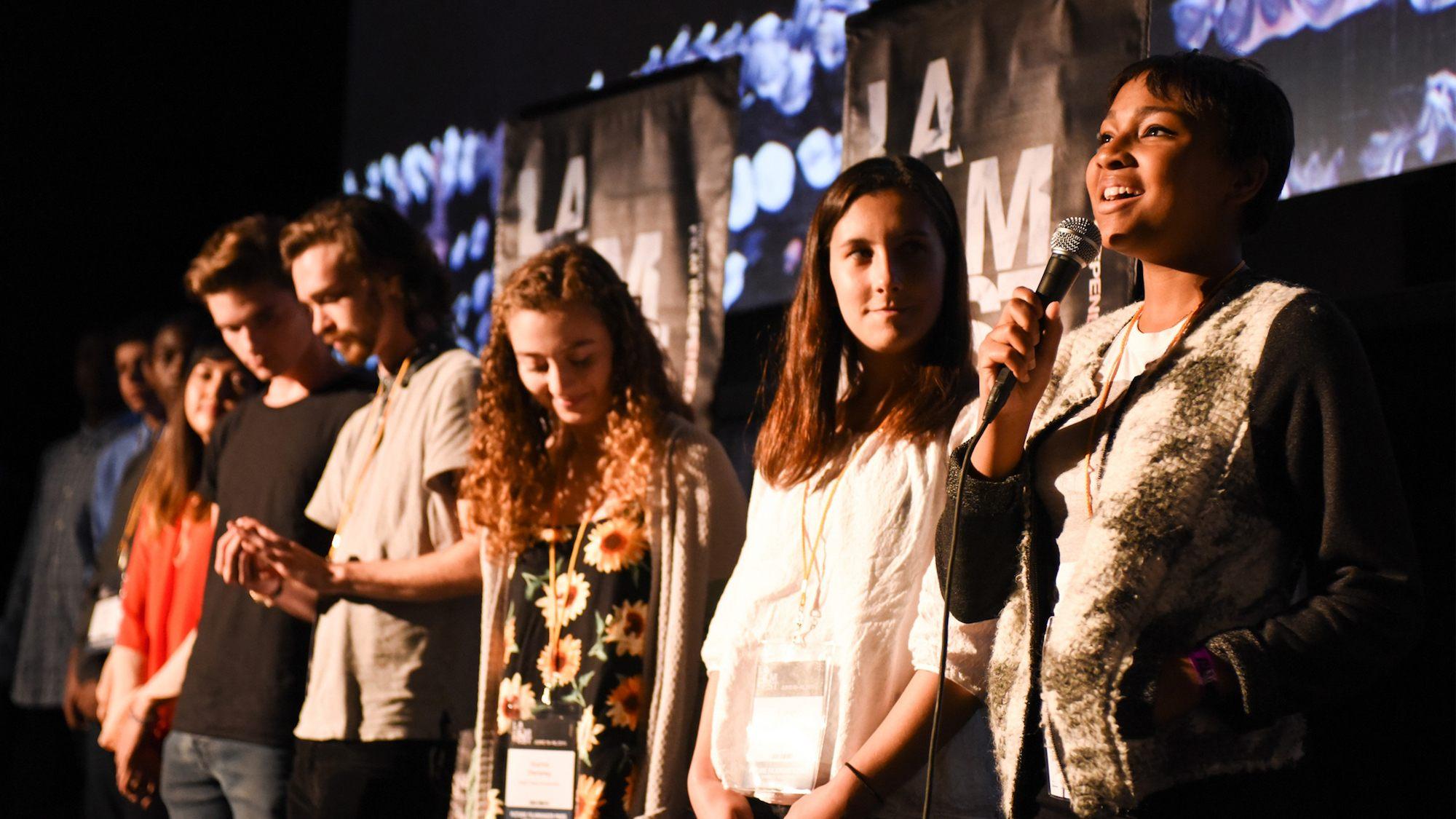 Future Filmmakers Showcase - Film Independent