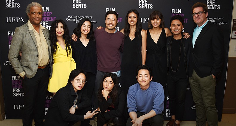 Randall Park, Maya Erskine and Steven Yeun Lead 'When Harry Met Sally' Live Read - Film Independent
