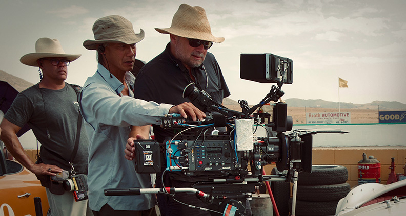 DP Phedon Papamichael on the Vintage Look and Analog Action of 'Ford v. Ferrari' - Film Independent